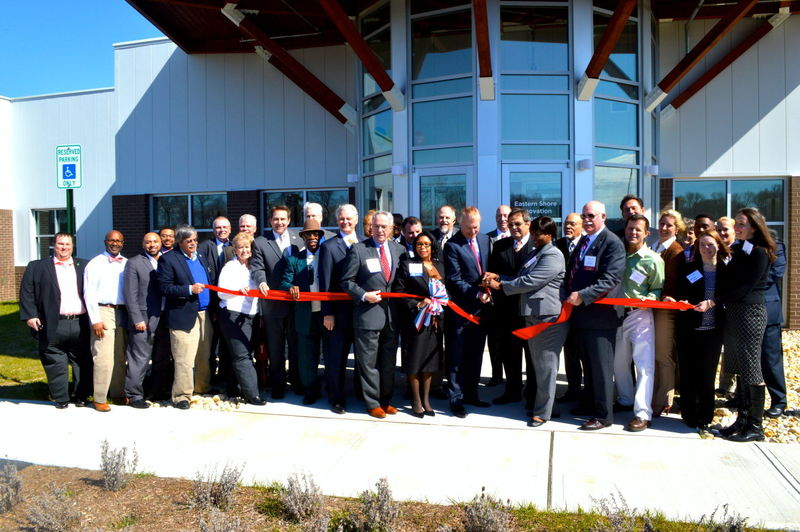 Dorchester Opens Eastern Shore Innovation Center